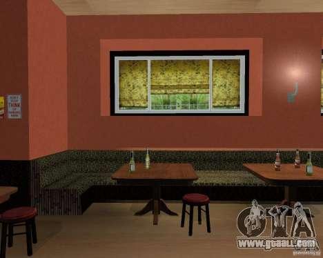 A new bar in Gantone for GTA San Andreas sixth screenshot