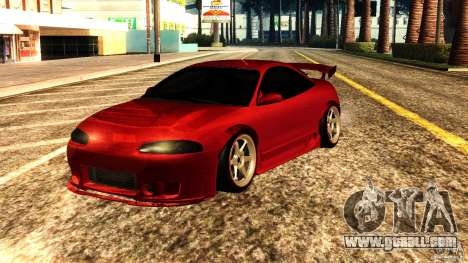 Mitsubishi Eclipse 1998 for GTA San Andreas
