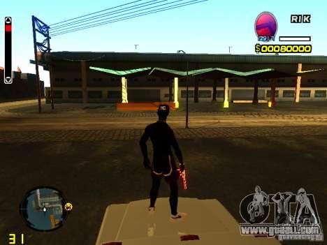 New Skin Beach for GTA San Andreas second screenshot