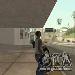 Blow Job for GTA San Andreas second screenshot