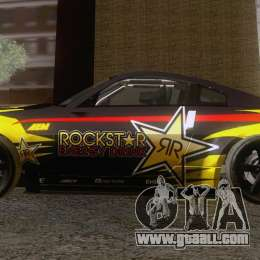 Gta 5 Nissan 350z Nissan 350z Rockstar For Gta