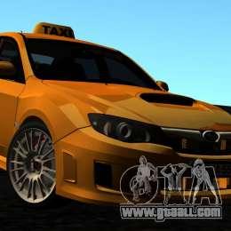 Taxi mods - Los Santos Roleplay