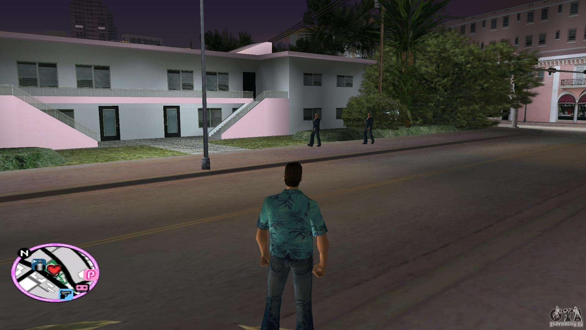 Mods for GTA Vice City with automatic installation
