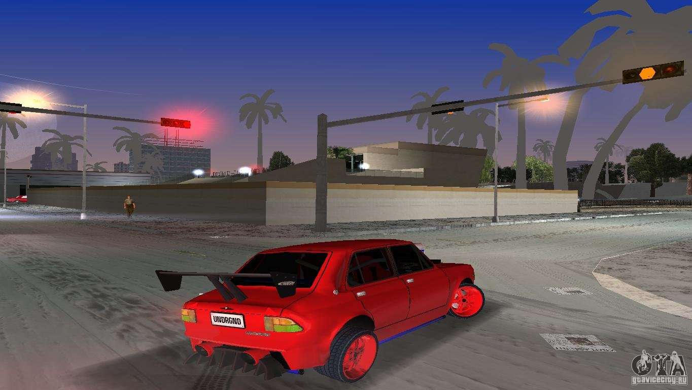 Greenwood Nissan Zastava 110 GT for GTA Vice City