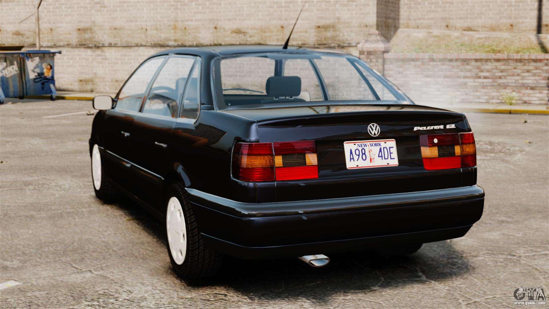 Volkswagen Passat B4 for GTA 4