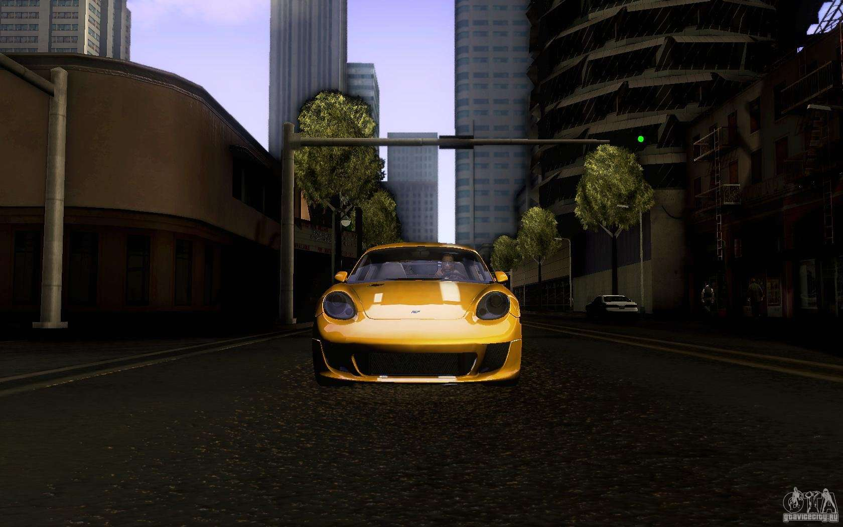 Ruf rk coupe v1 0 2006 for gta san andreas for California form 3588