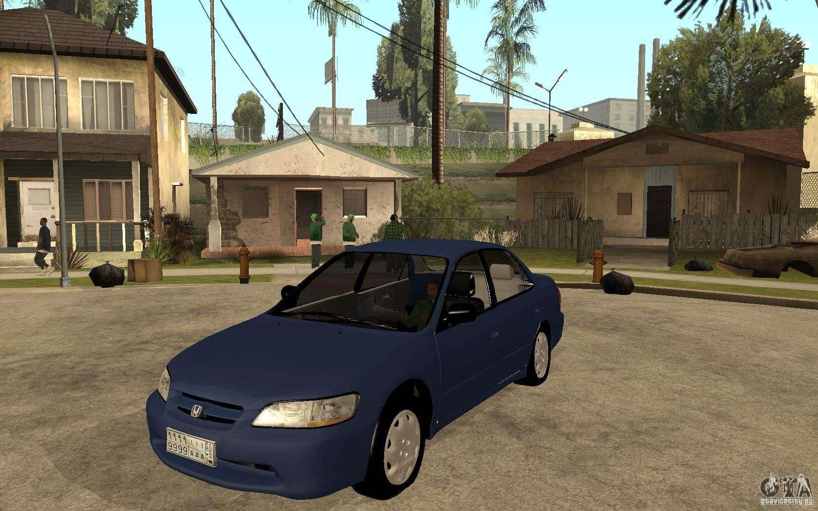 Honda accord 2001 beta1 for gta san andreas publicscrutiny Image collections