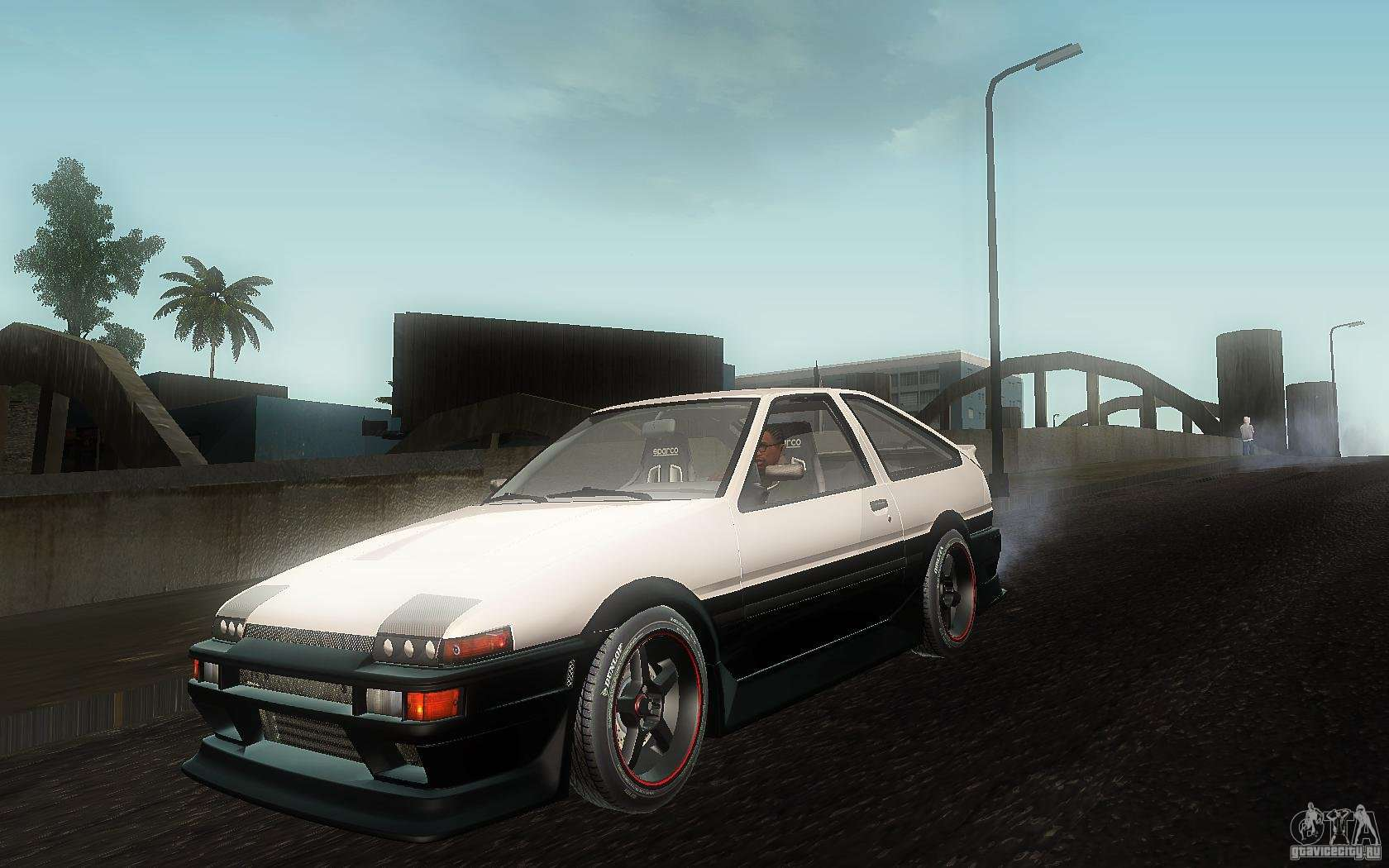 Used Toyota Corolla >> Toyota Sprinter Trueno AE86 Drift spec for GTA San Andreas