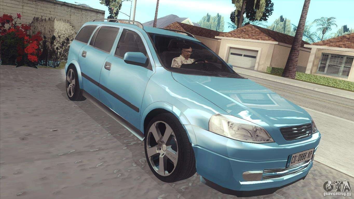opel astra 1999 for gta san andreas. Black Bedroom Furniture Sets. Home Design Ideas