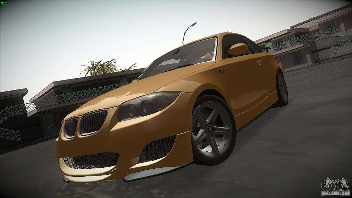 bmw 135i coupe road edition for gta san andreas. Black Bedroom Furniture Sets. Home Design Ideas