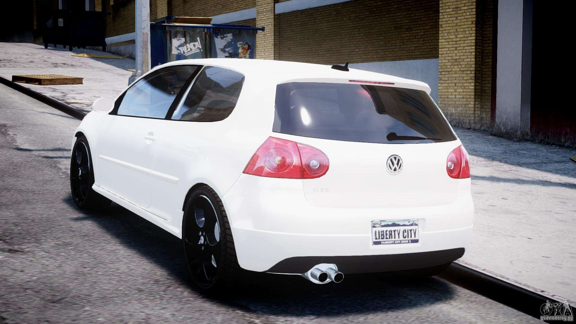 Volkswagen Golf 5 Gti For Gta 4