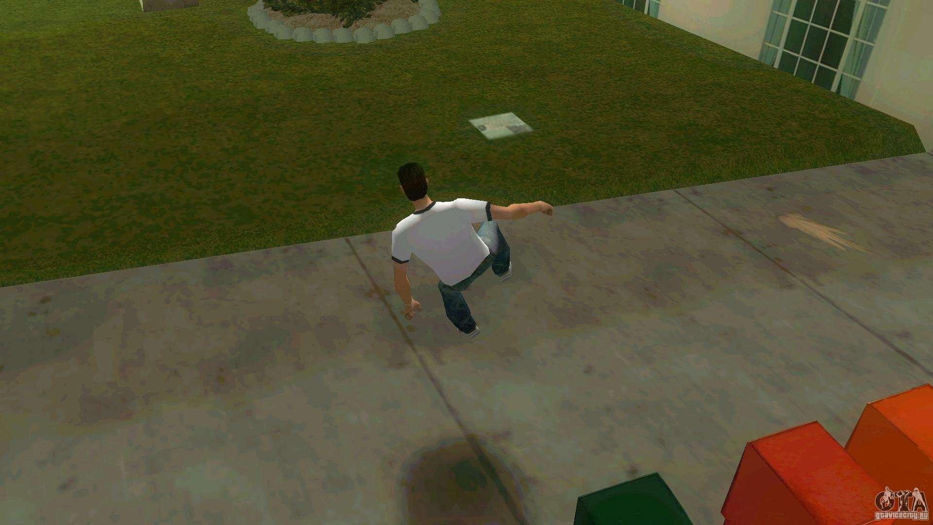 Cleo Parkour for Vice City for GTA Vice City