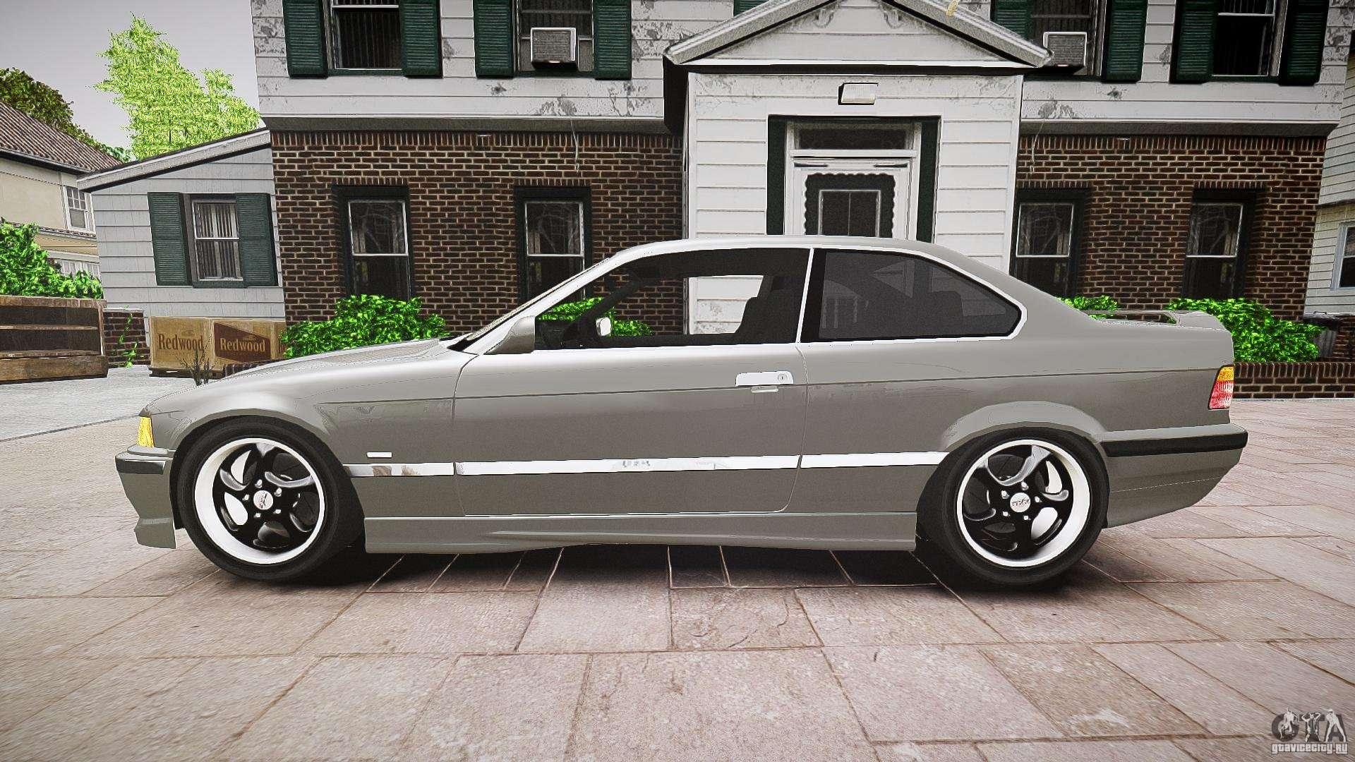 BMW 328I Gt >> BMW E36 328i v2.0 for GTA 4