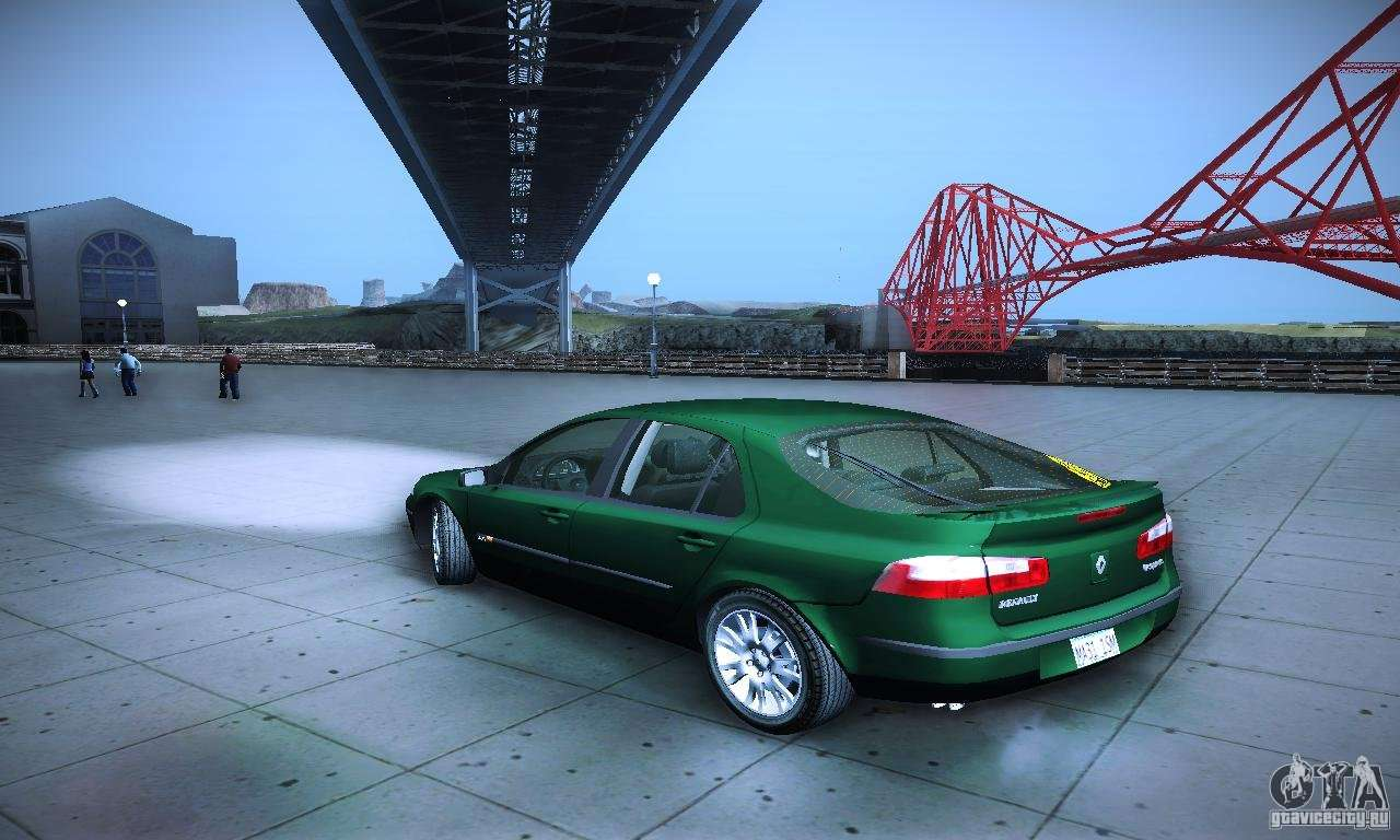 renault laguna 2 for gta san andreas. Black Bedroom Furniture Sets. Home Design Ideas