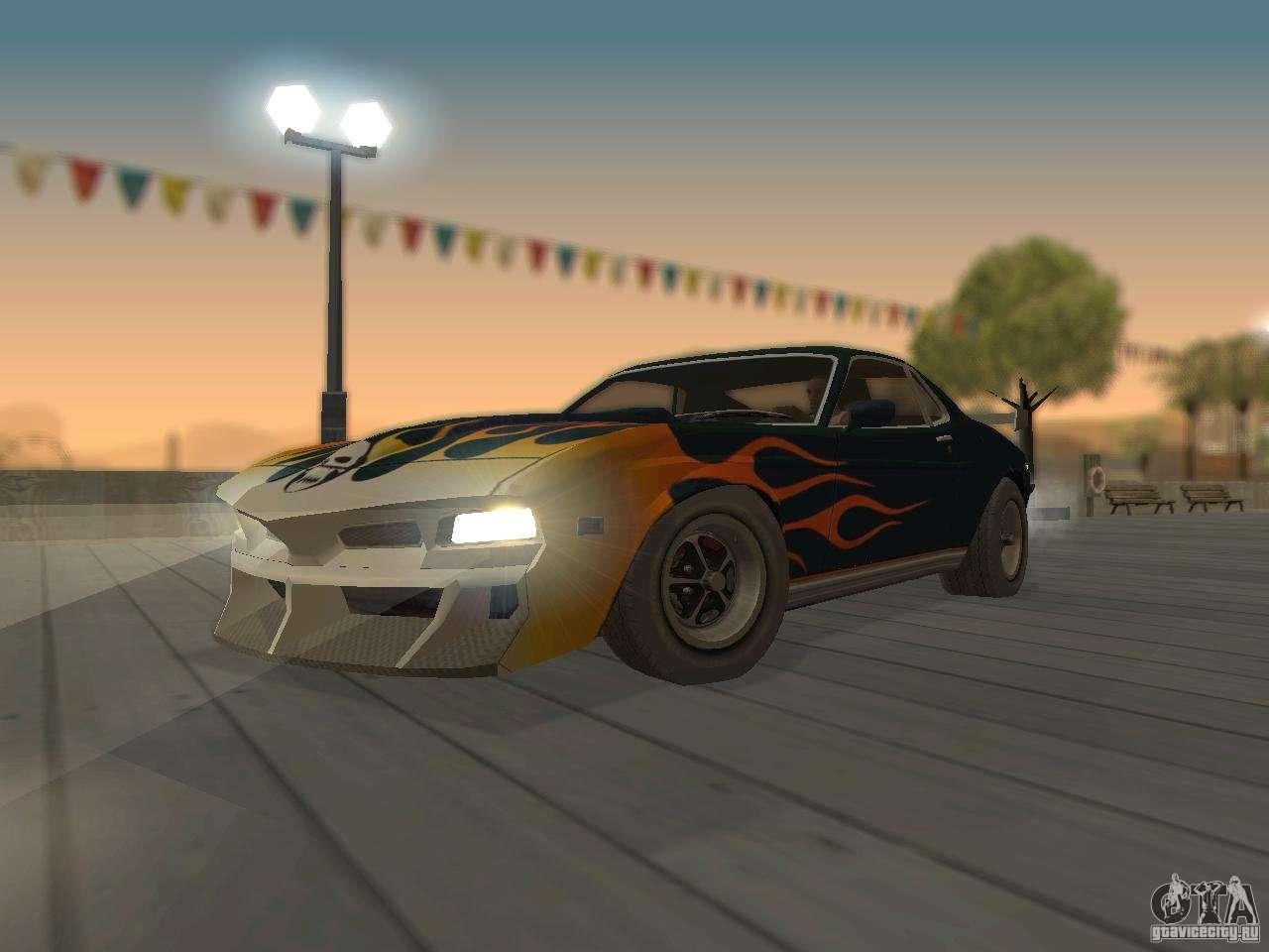 Flatout  Cars For Gta Sa