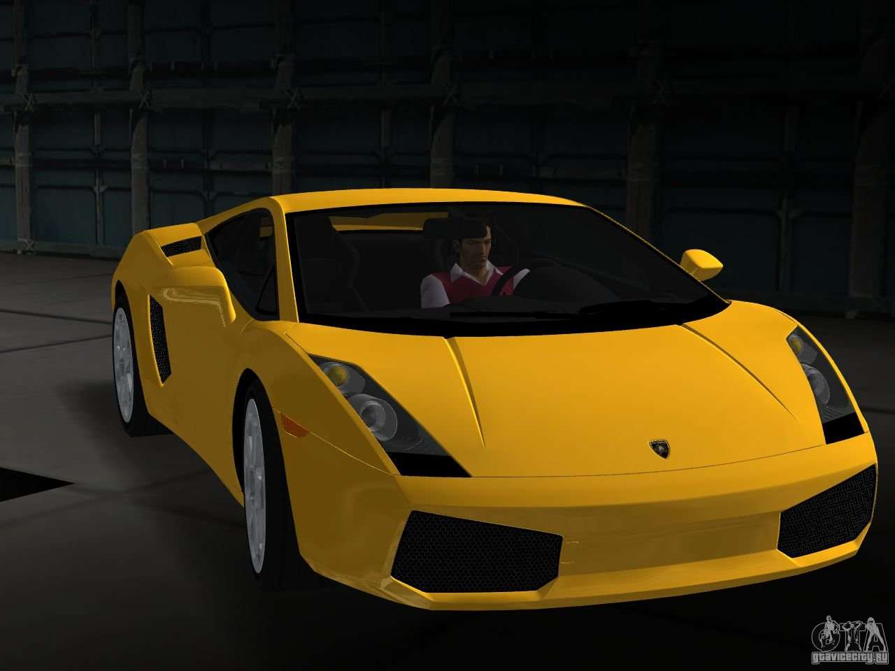 Lamborghini Gallardo For Gta Vice City