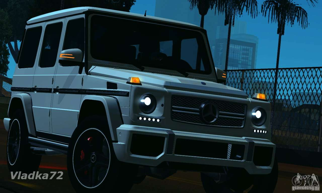 Mercedes benz g65 amg 2013 for gta san andreas for Mercedes benz vehicle