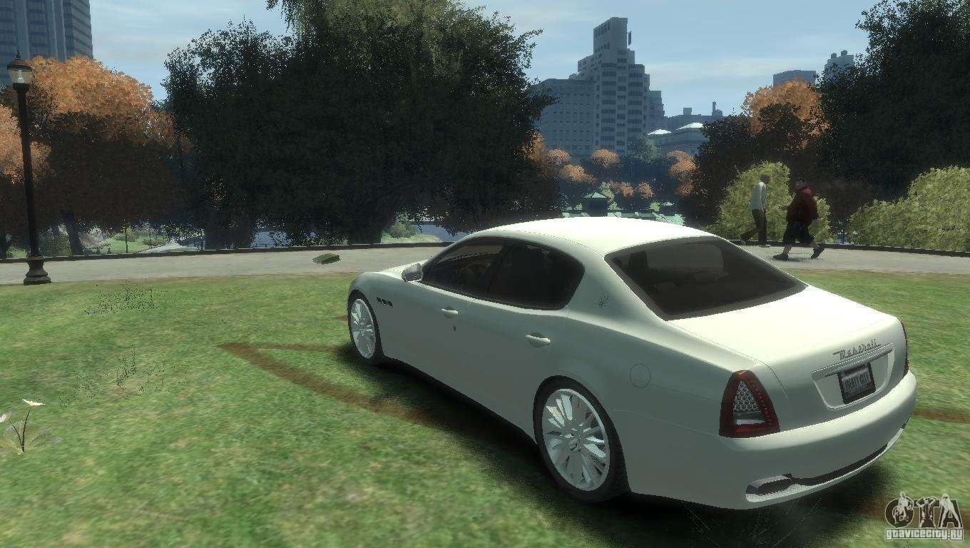 maserati quattroporte for gta 4. Black Bedroom Furniture Sets. Home Design Ideas