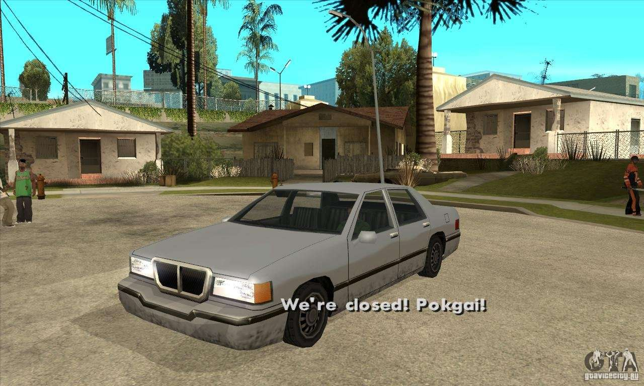 Engine On Off Headlights And Doors For Gta San Andreas