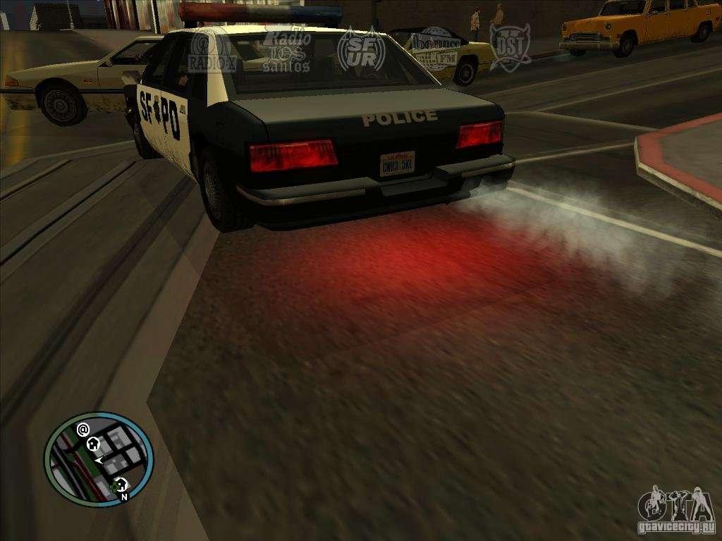 GTA IV LIGHTS for GTA San Andreas