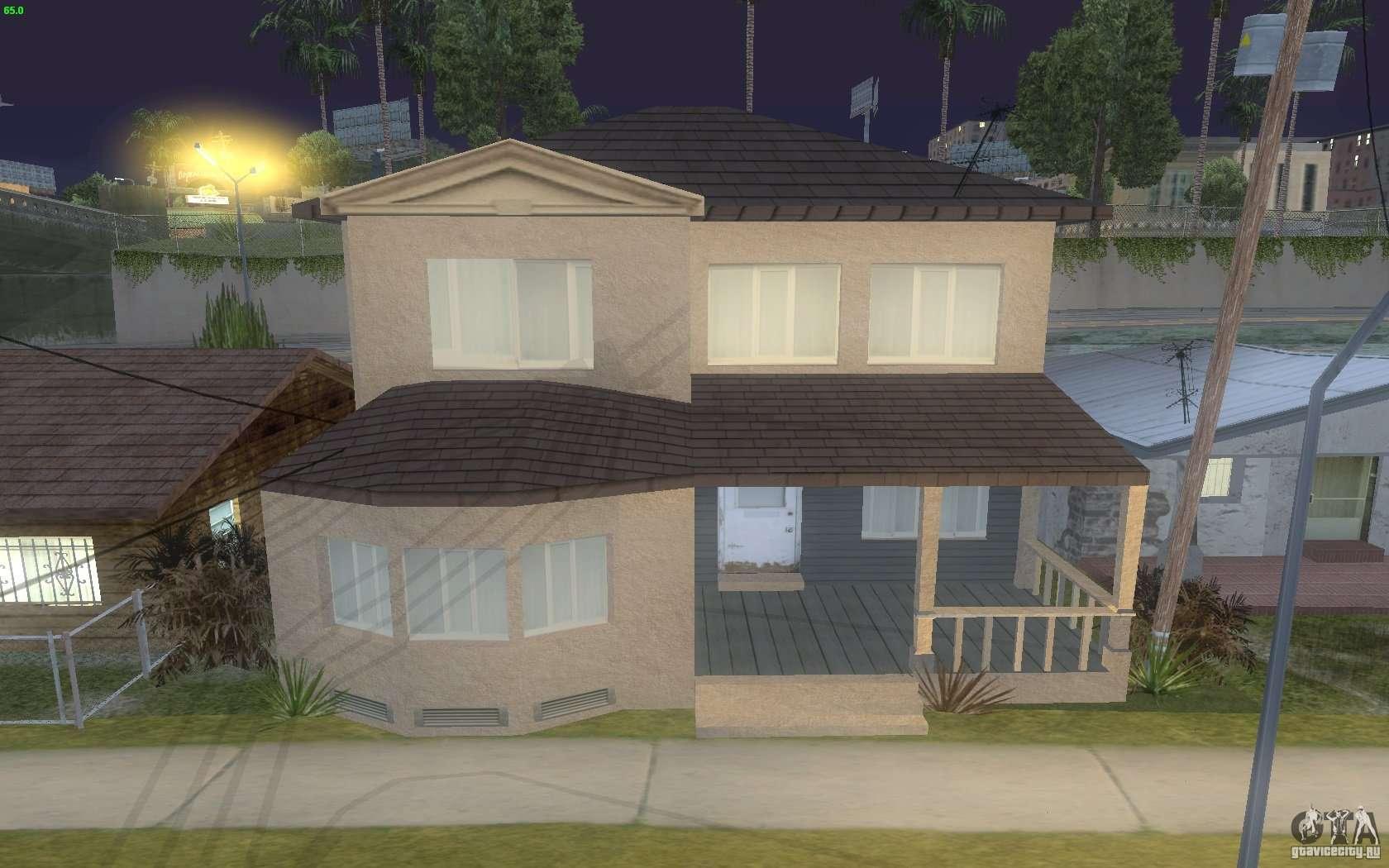 Four new houses on grove street for gta san andreas for The grove house