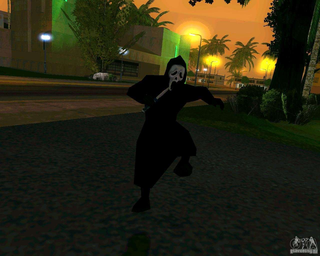 Scream scream for gta san andreas