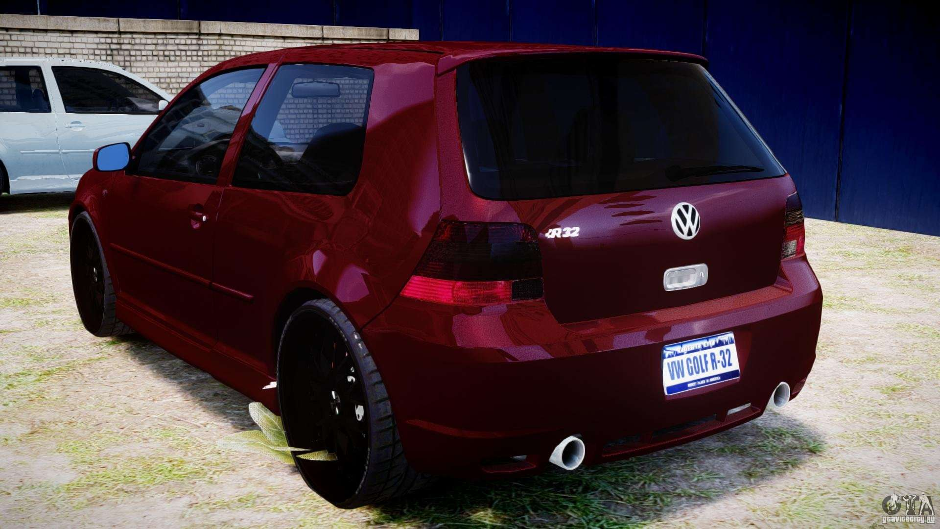 volkswagen golf iv r32 v2 0 for gta 4. Black Bedroom Furniture Sets. Home Design Ideas