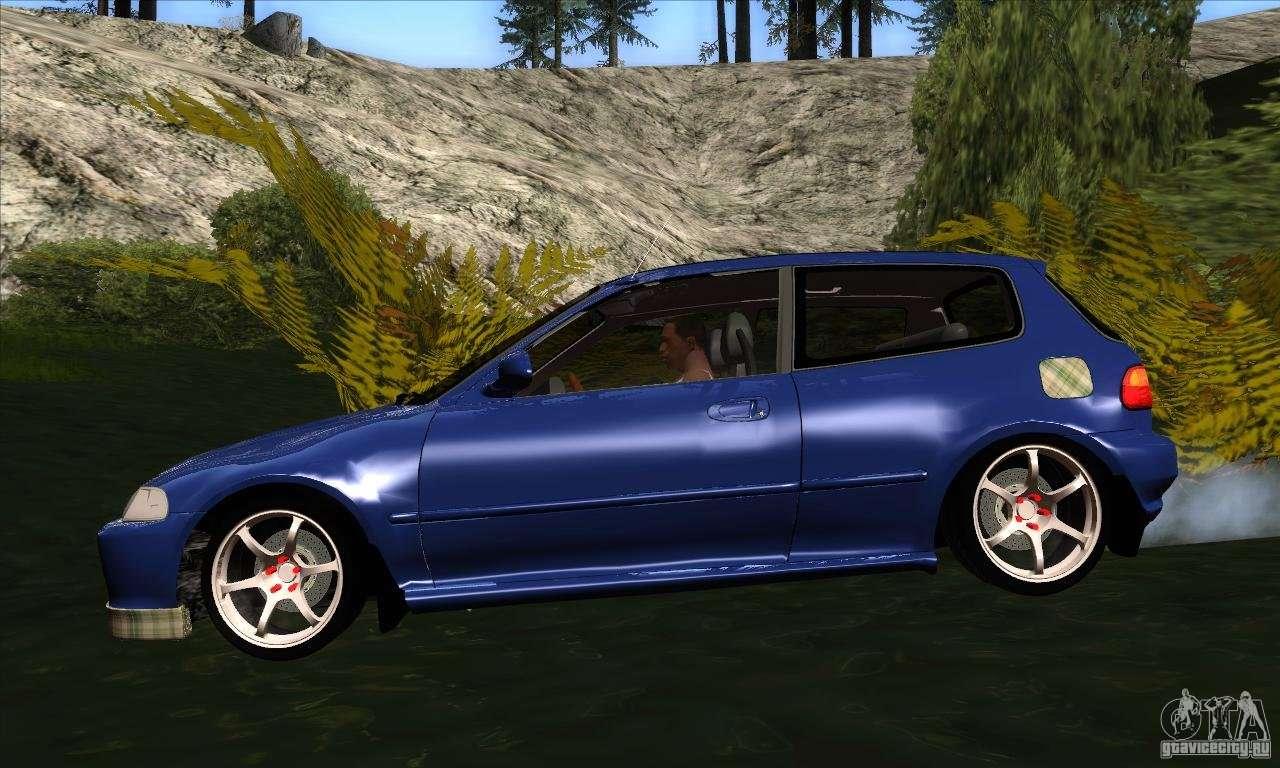 Honda Eg5
