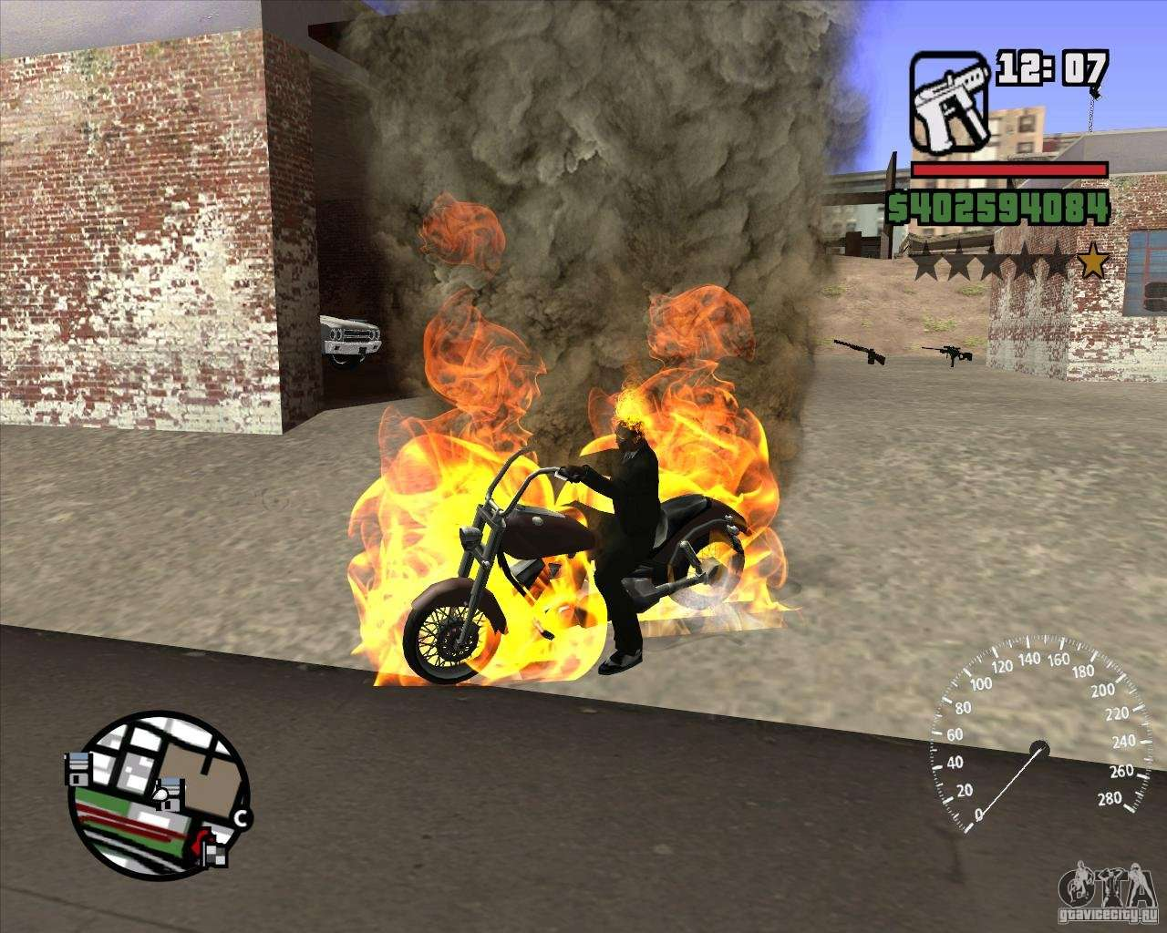 download ghost rider 2 pc game highly compressed