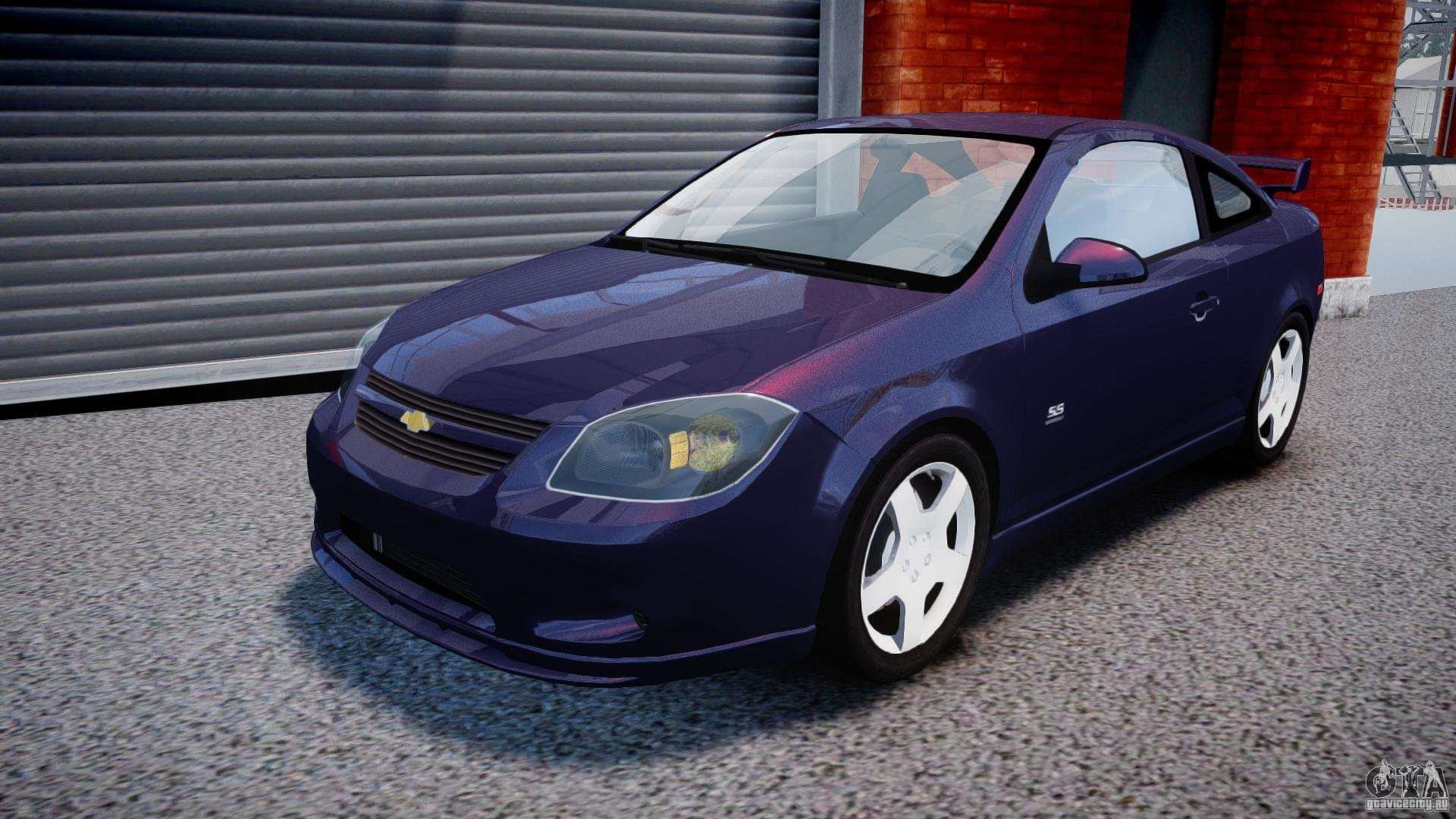 Chevrolet Cobalt Ss For Gta 4