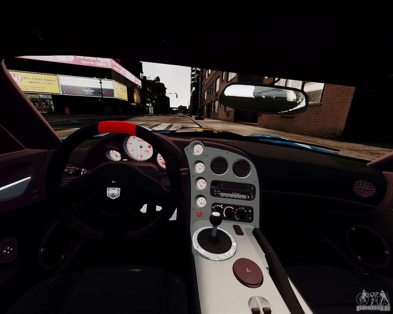 Test Drive Unlimited  Dodge Viper Police Car