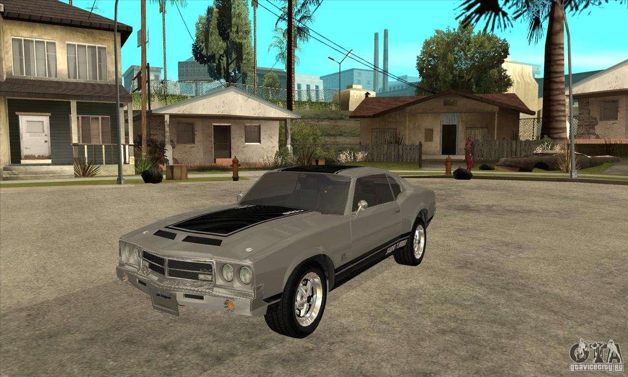 Sabre from GTA 4 for GTA San Andreas
