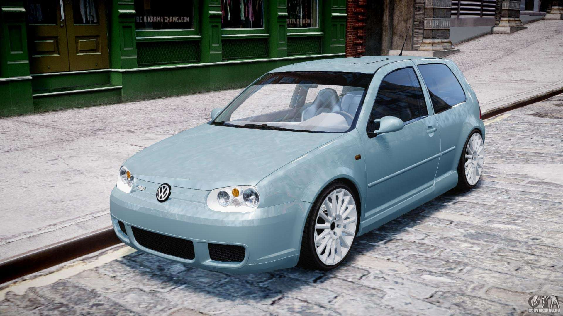 volkswagen golf iv r32 for gta 4. Black Bedroom Furniture Sets. Home Design Ideas