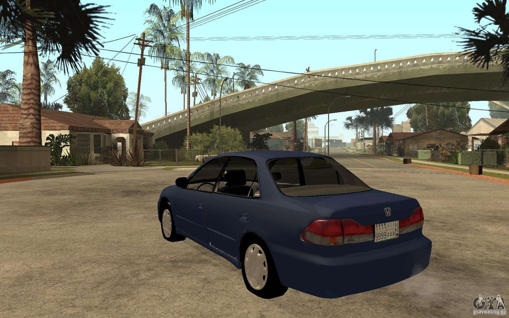 Honda Accord 2001 Beta1 For Gta San Andreas