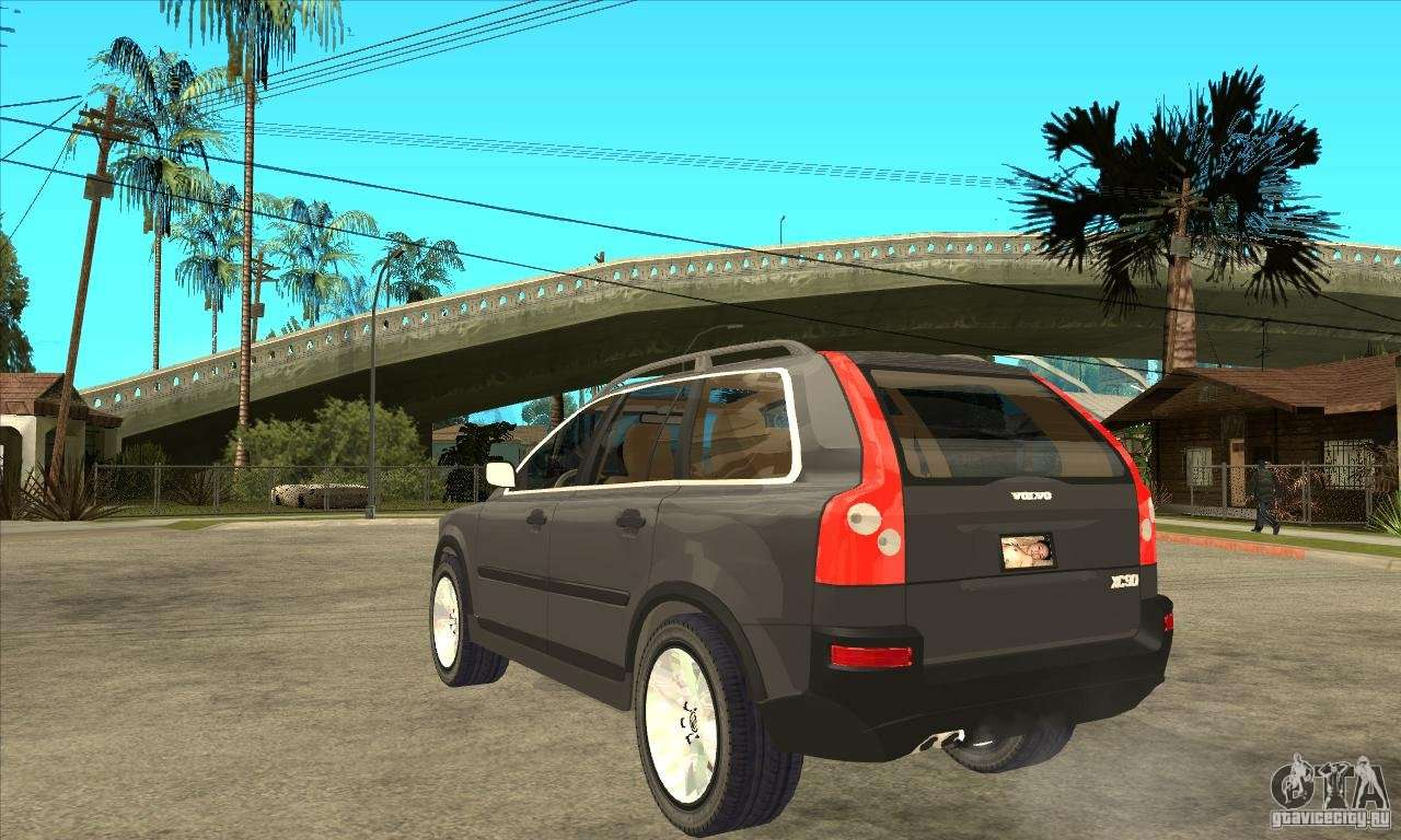 volvo xc90 sport for gta san andreas  #3
