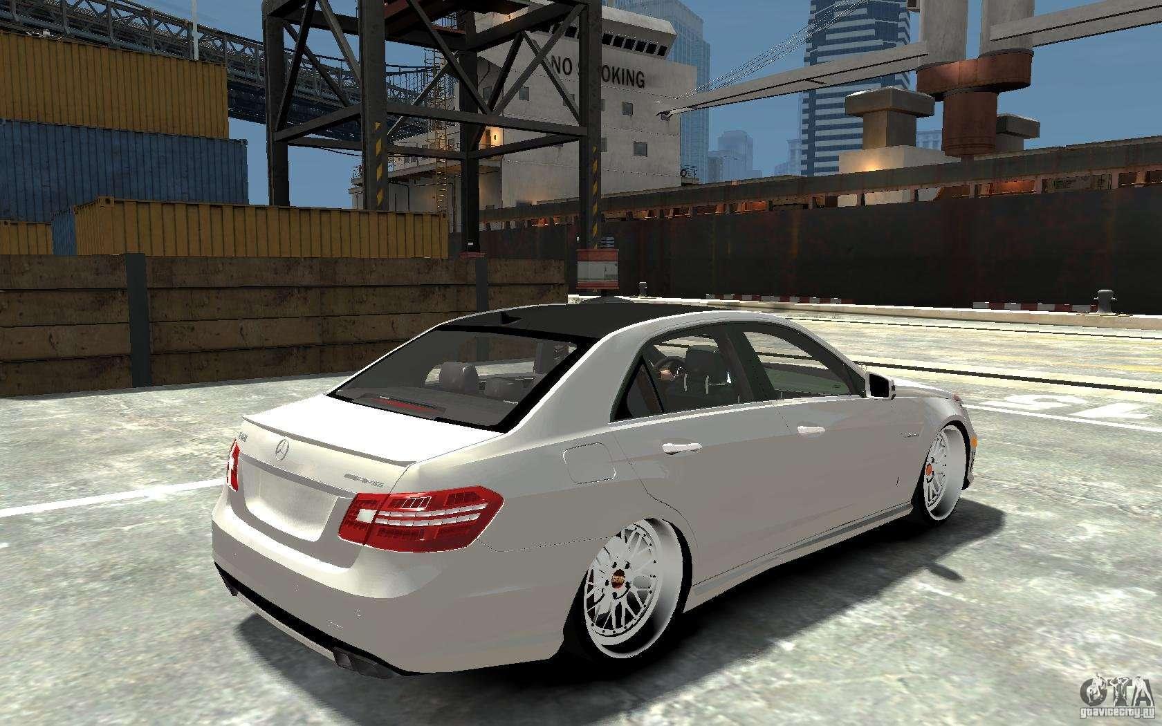 Mercedes Mini Van >> Mercedes Benz E36 AMG 2010 for GTA 4