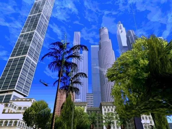 Skyscrapers In Los Santos For Gta San Andreas