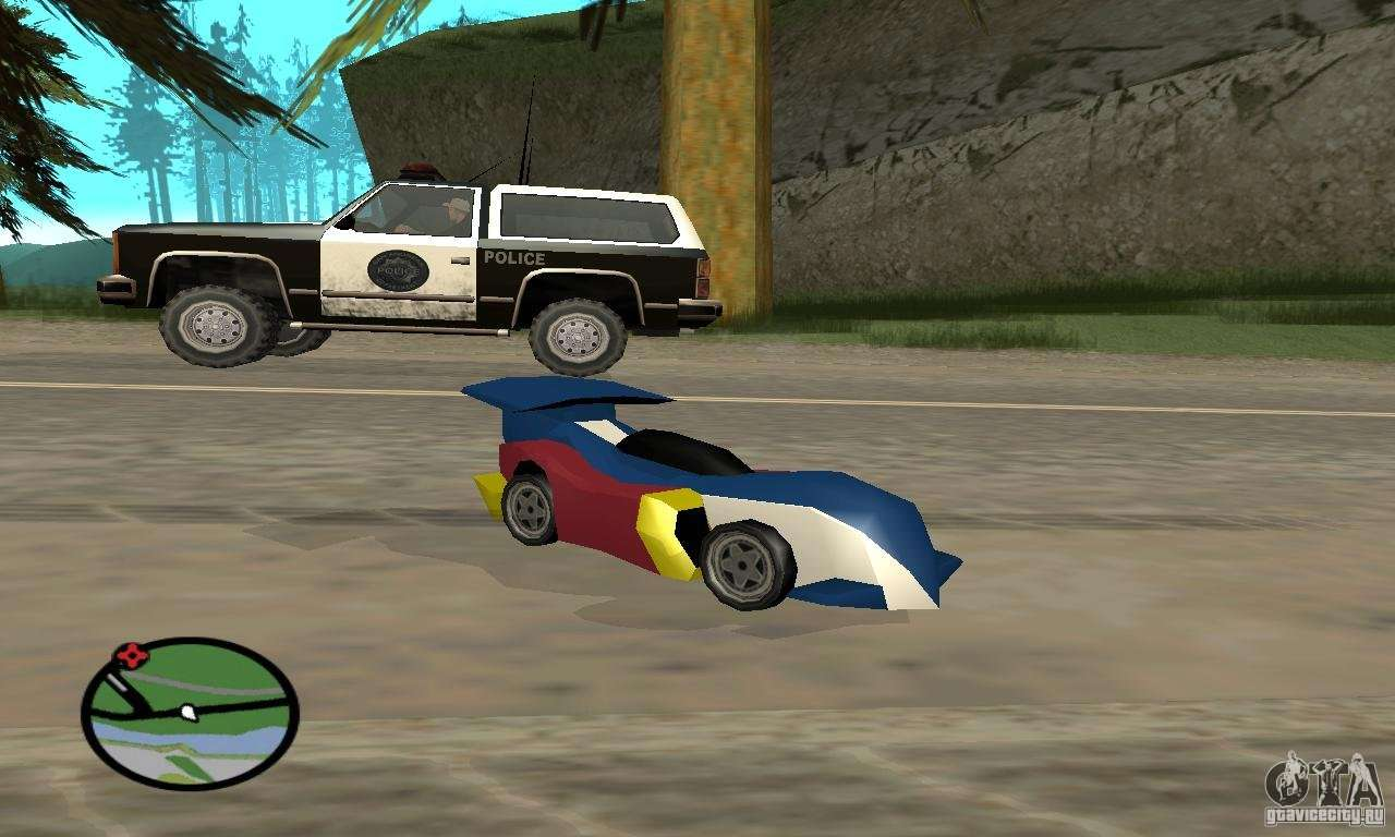 Vehicles For GTA San Andreas - Cool cars gta
