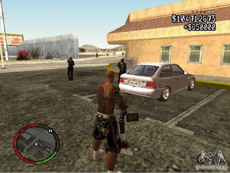 Gta San Andreas Gta 4 Hud Mod Download