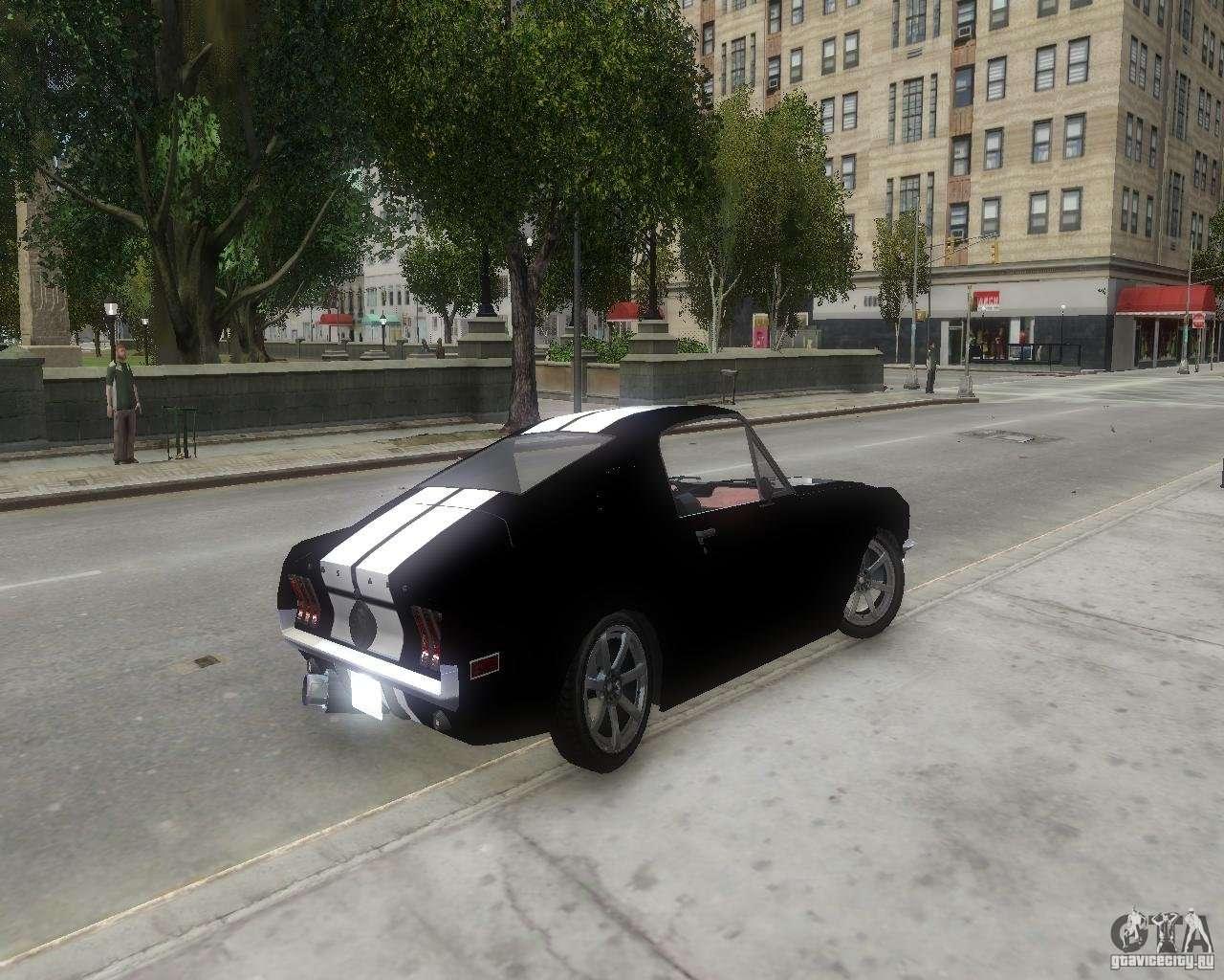 Ford Mustang Tokyo Drift for GTA 4