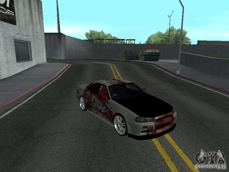 Vice City Skyline Auto Vice City Scars