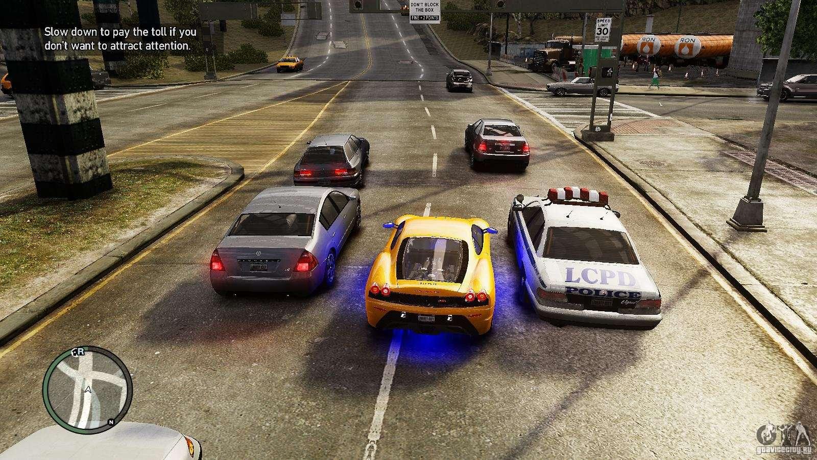 Traffic Load [Final] for GTA 4