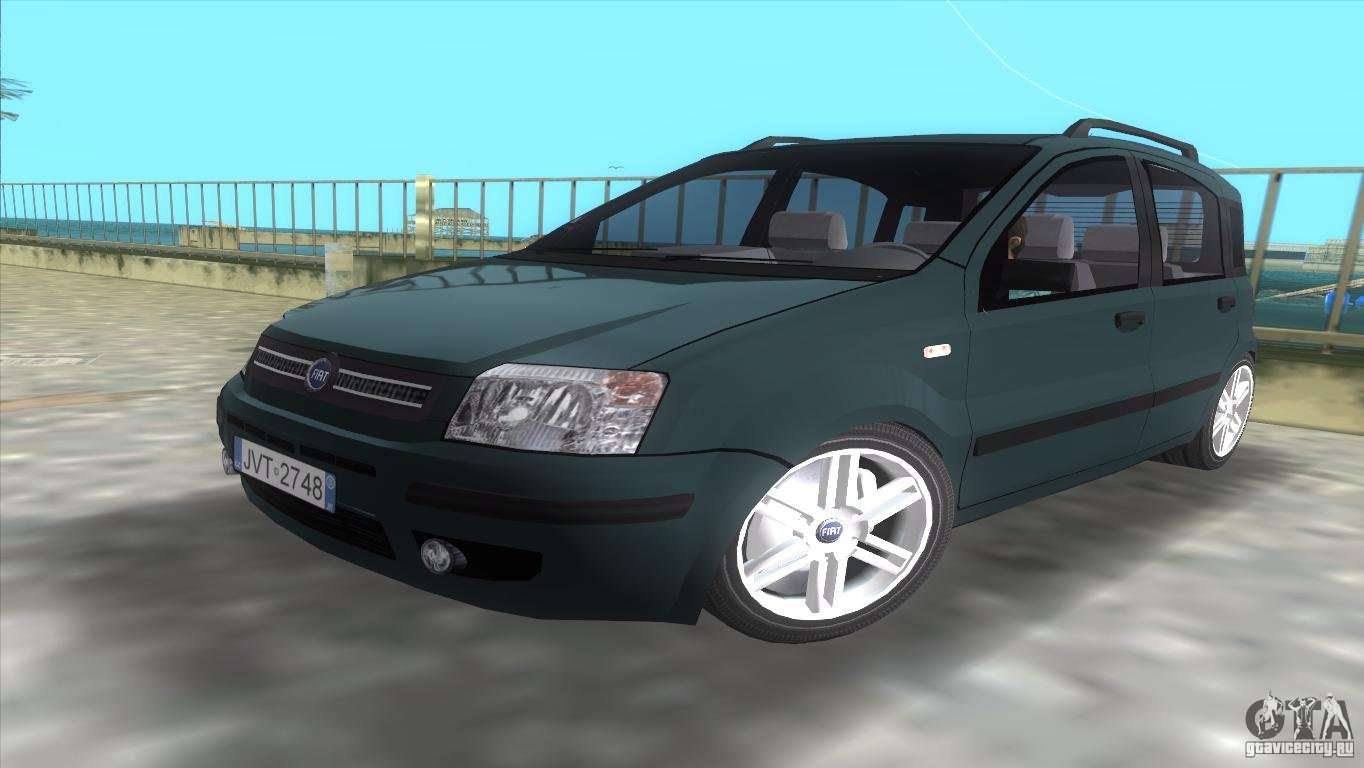 fiat panda 2004 for gta vice city. Black Bedroom Furniture Sets. Home Design Ideas