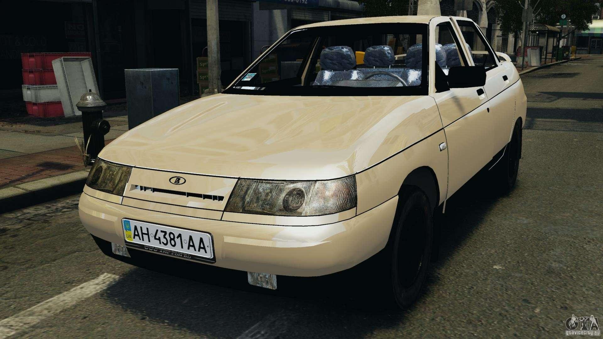 VAZ 21103 - the same ten, but better 68