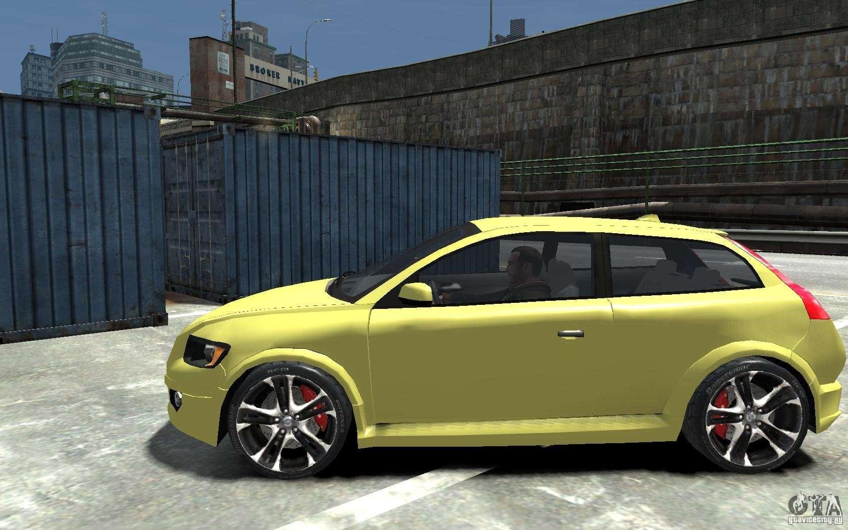Volvo C30 T5 R-Design 2009 for GTA 4