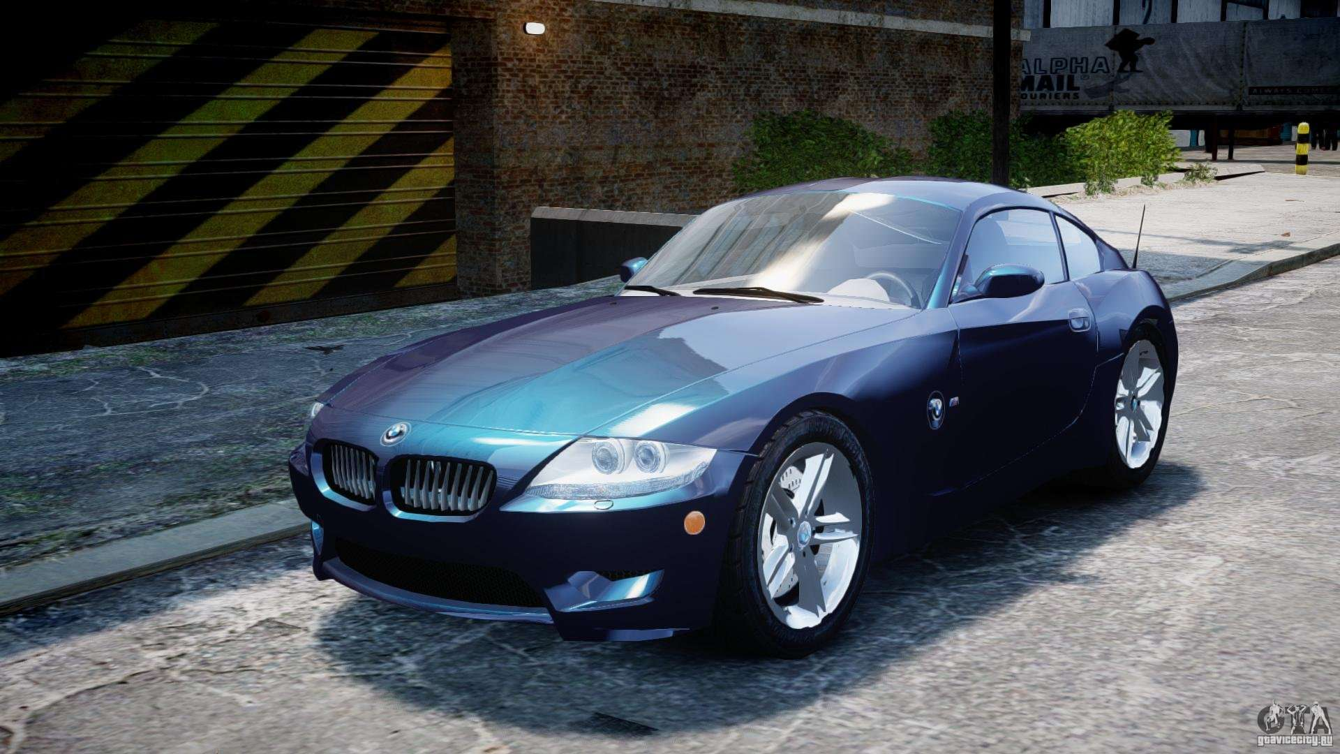 Bmw Z4 V3 0 Tunable For Gta 4