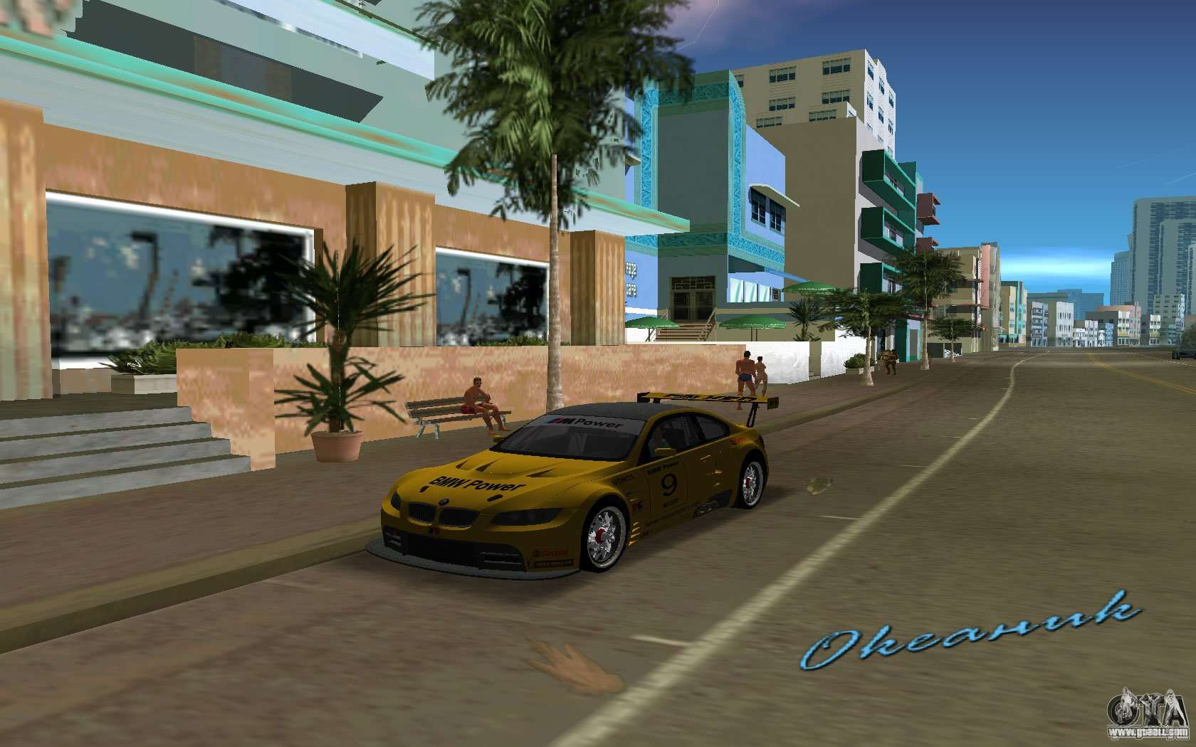 Mr Whoopee Car In Vice City