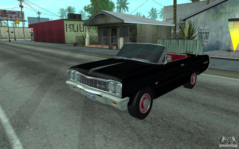 Chevrolet impala 4 door hardtop 1963 for gta san andreas - Chevrolet Impala 4 Door Hardtop 1963 For Gta San Andreas 50