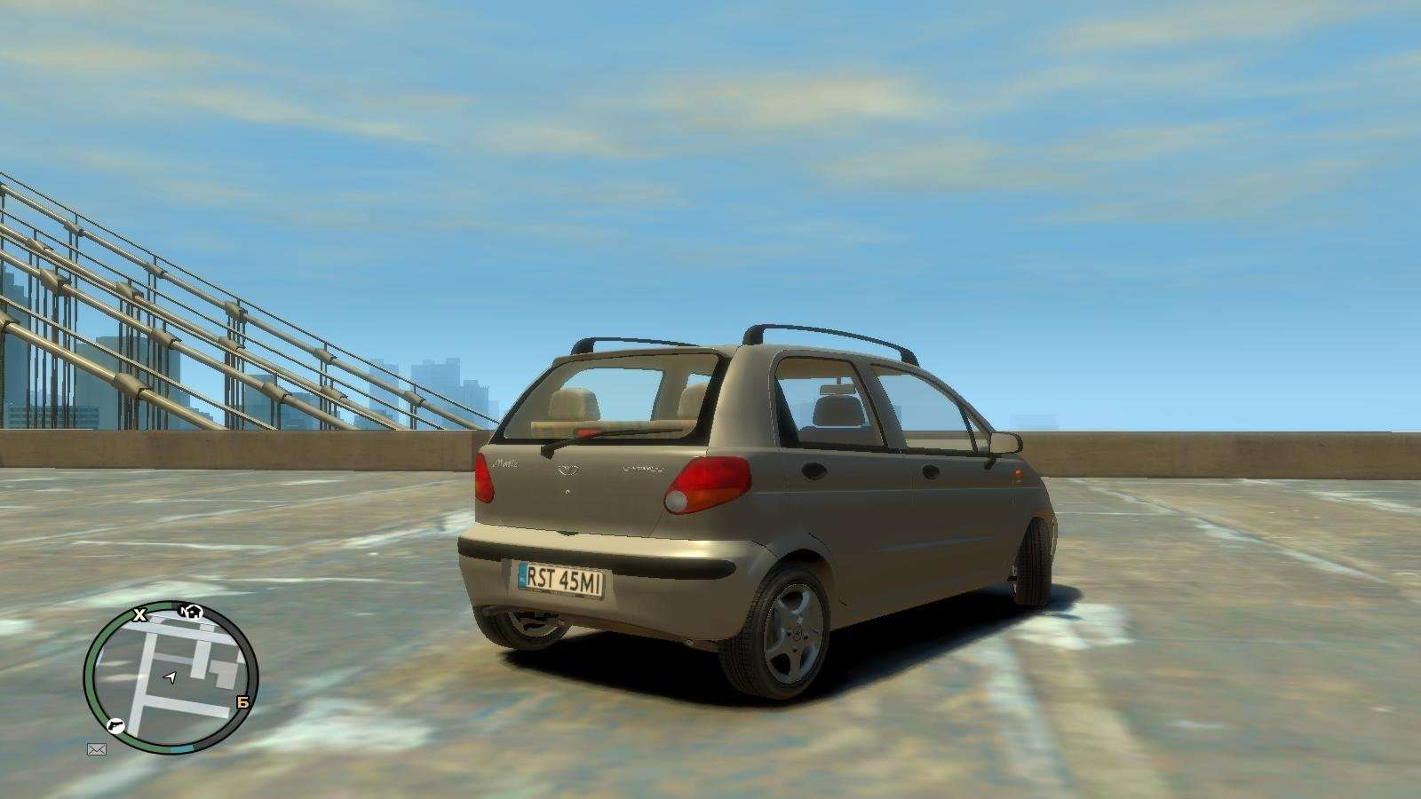 daewoo matiz style 2000 for gta 4. Black Bedroom Furniture Sets. Home Design Ideas