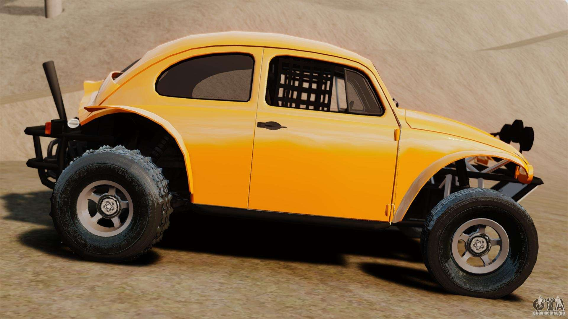 Volkswagen Fusca Buggy 1963 for GTA 4